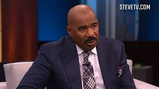Steve Harvey Opens Up About Times He Has Suffered