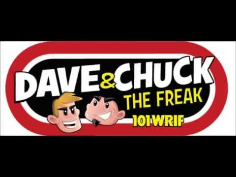 "Dave and Chuck ""The Freak"" 101WRIF - Disco Police"
