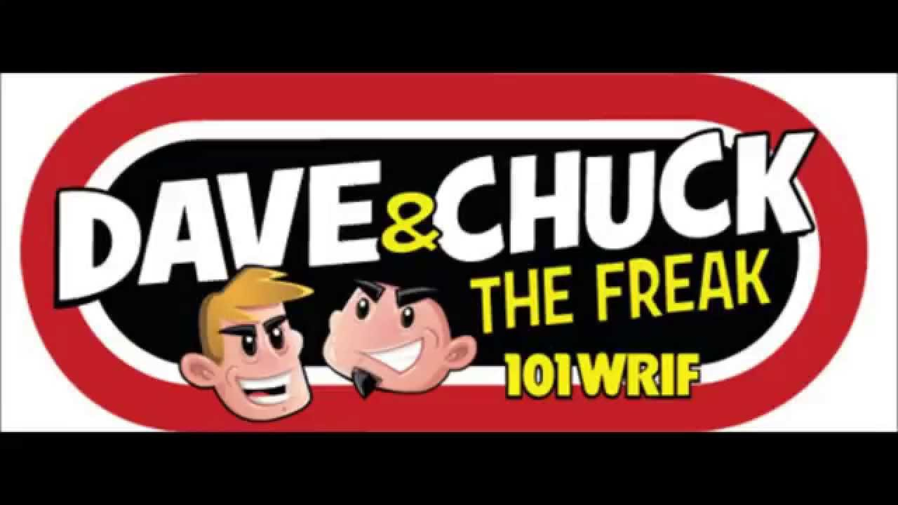 Dave And Chuck The Freak 101wrif Disco Police Youtube