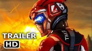 PS4 - Defiance 2050 Trailer (2018) Free-to-Play Co-Op Online Game