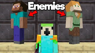 How Every Minecraft Player became my ENEMY…