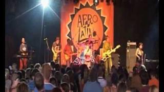 Afro-Latino Festival 2008: Freshlyground - Ma