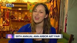 Music at Ann Arbor art fair