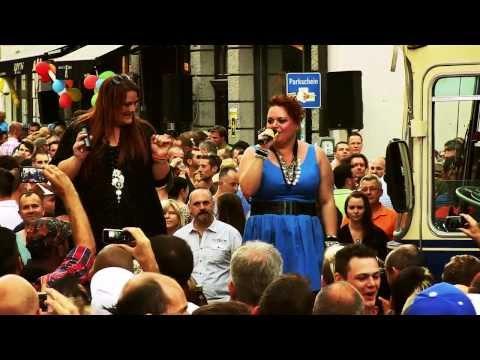 9 to 5 Two Divas, Hera Bjork & Chiara Music Video