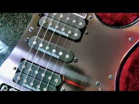 ibanez rg2550z gk prestige team j craft guitar youtube