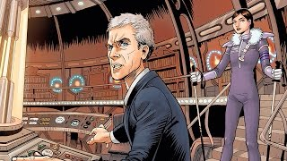 Doctor Who: The Twelfth Doctor Vol. 1 Terrorformer - Comic Book Series - Doctor Who