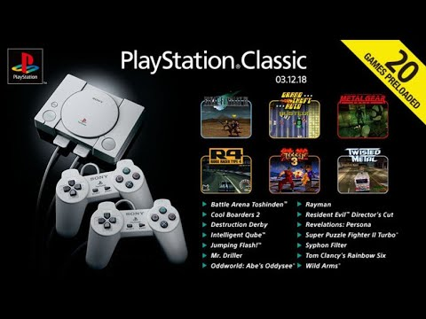 PsOne Classic Is 30 Bucks But It's Still To High