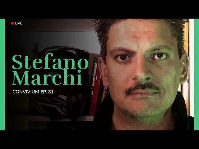 Intervista a Stefano Marchi - Convivium - RCE -