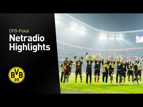 Netradio Highlights | FC Bayern München - Borussia Dortmund 2:3