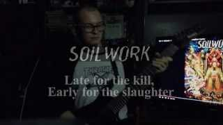 Soilwork - Late for the kill - early for the slaughter (guitar cover)