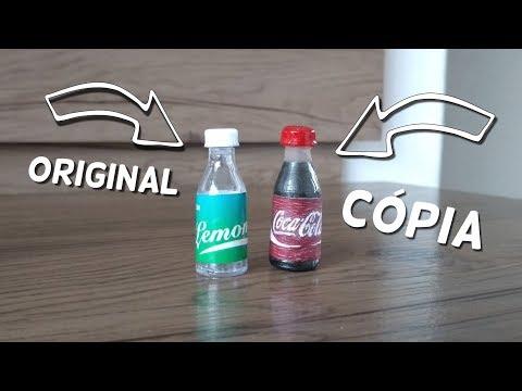 Como Multiplicar Objetos usando Cola Quente (Novos Brinquedos para Casinha da Barbie)