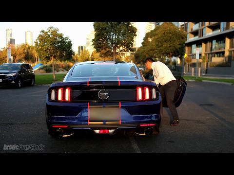 2015-2017 Mustang EURO AUS UK tail light sequencer version 2