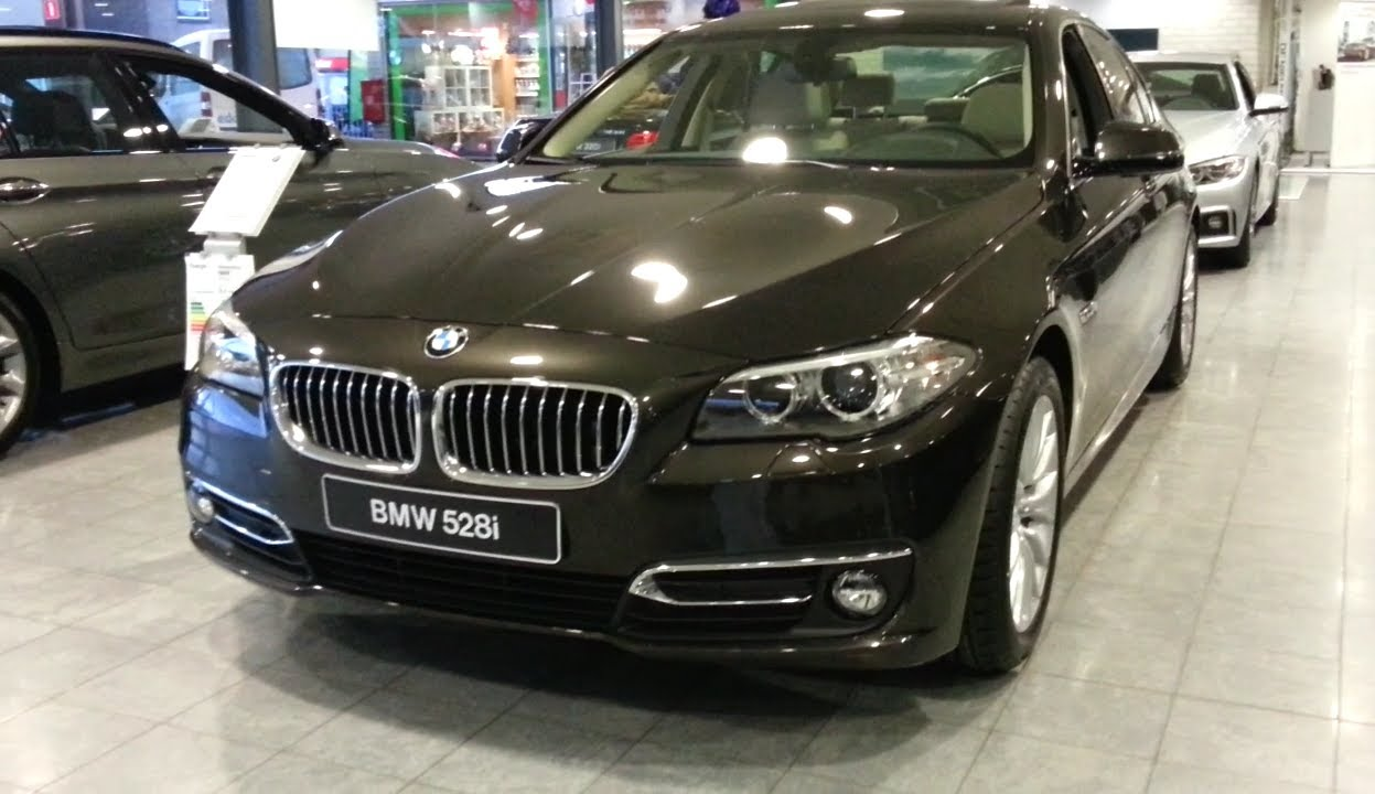 Bmw 5 Series 2015 In Depth Review Interior Exterior