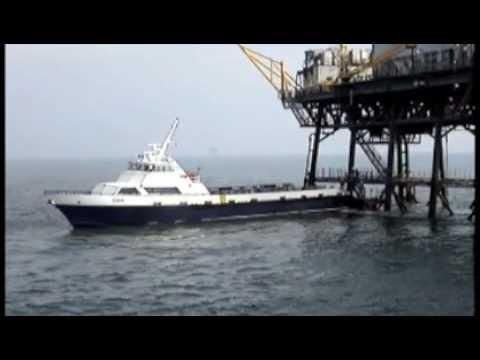 Detroit Diesel Crew Boat 2009