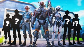 RETURN OF THE SEVEN... *SEASON X FINALE* (A Fortnite Short Film)
