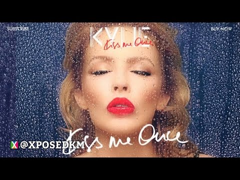 Kylie Minogue - Kiss Me Once (Lyrics/Subtitulada)