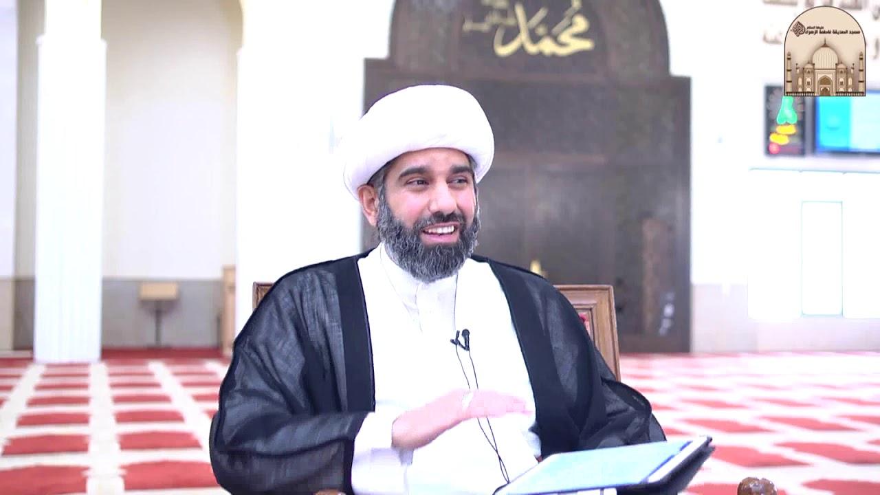 حياة النبي (ص) 6 - إبراهيم الخليل - سماحة الشيخ محمد آتش
