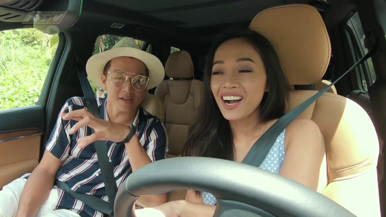 image Kiều Trang lái xe chở Quốc Trung hẹn hò riêng | ANH CHÀNG ĐỘC THÂN | ACDT #11 | 23/10/2018