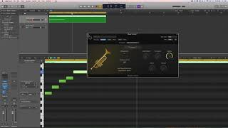 Logic Pro X 10.4 Articulations & Controllers with Studio Horns