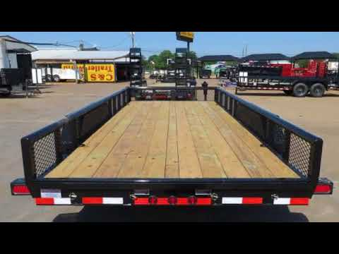 Trailer Sales | Fort Worth, TX – C&S Trailers