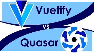Vuetify vs Quasar: A Quick Look At Both