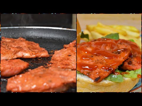 [mauritian-cuisine]-easy-homemade-tawa-grilled-chicken-fillet-burger