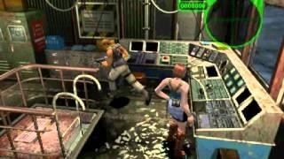 Resident Evil 3: Nemesis cutscenes - Emergency Level D (alternate)