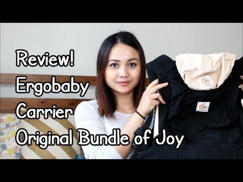 Ergobaby Carrier Review Original Bundle Of Joy