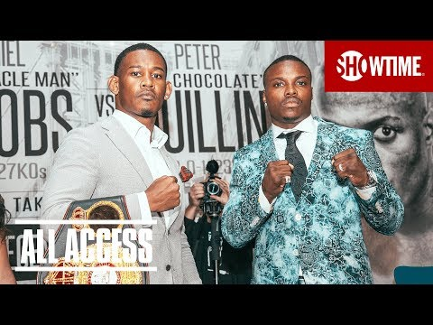 ALL ACCESS: Jacobs vs. Quillin   Full Episode