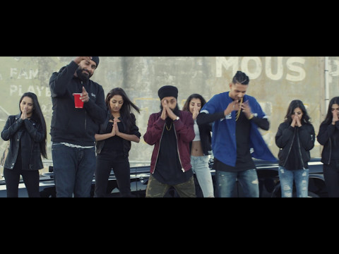 Fateh - Chakkme ft. PAM | Mofolactic | J Statik | (Official) [Bring It Home]