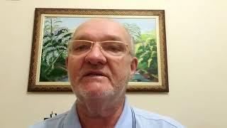 Leitura bíblica, devocional e oração (21/10/20) - Rev. Ismar do Amaral