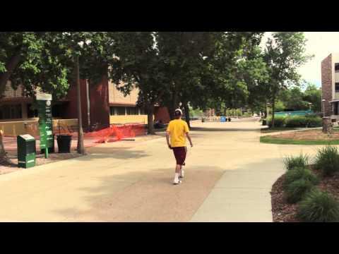 Colorado State University Campus Tour