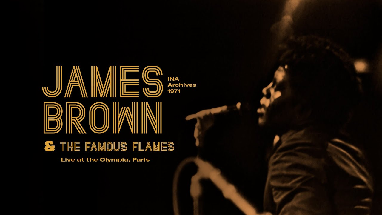 Download James Brown - Papa's Got a Brand New Bag (Live at the Olympia, Paris) | Qwest TV