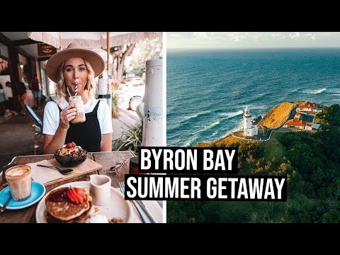 Byron Bay Getaway | The Perfect Summer Escape In Australia