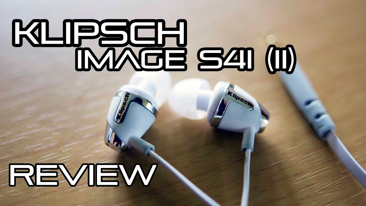 Klipsch Image S4i Ii 2 In Ear Headphones Review