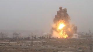 معركة حلب الكبرى تبدأ بحظر جوي وانهيار واسع ومتلاحق للنظام والميليشيات الشيعية