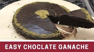 Chocolate Ganache recipe ||How To Make Easy Classic Chocolate Ganache || #101