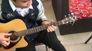 Last Christmas - Sungha Jung ( Anh Minh Le Cover)