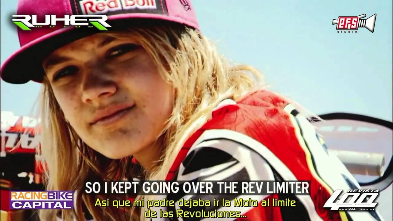 Ashley Fiolek Una Historia De Amor Por El Motociclismo Subtitulada