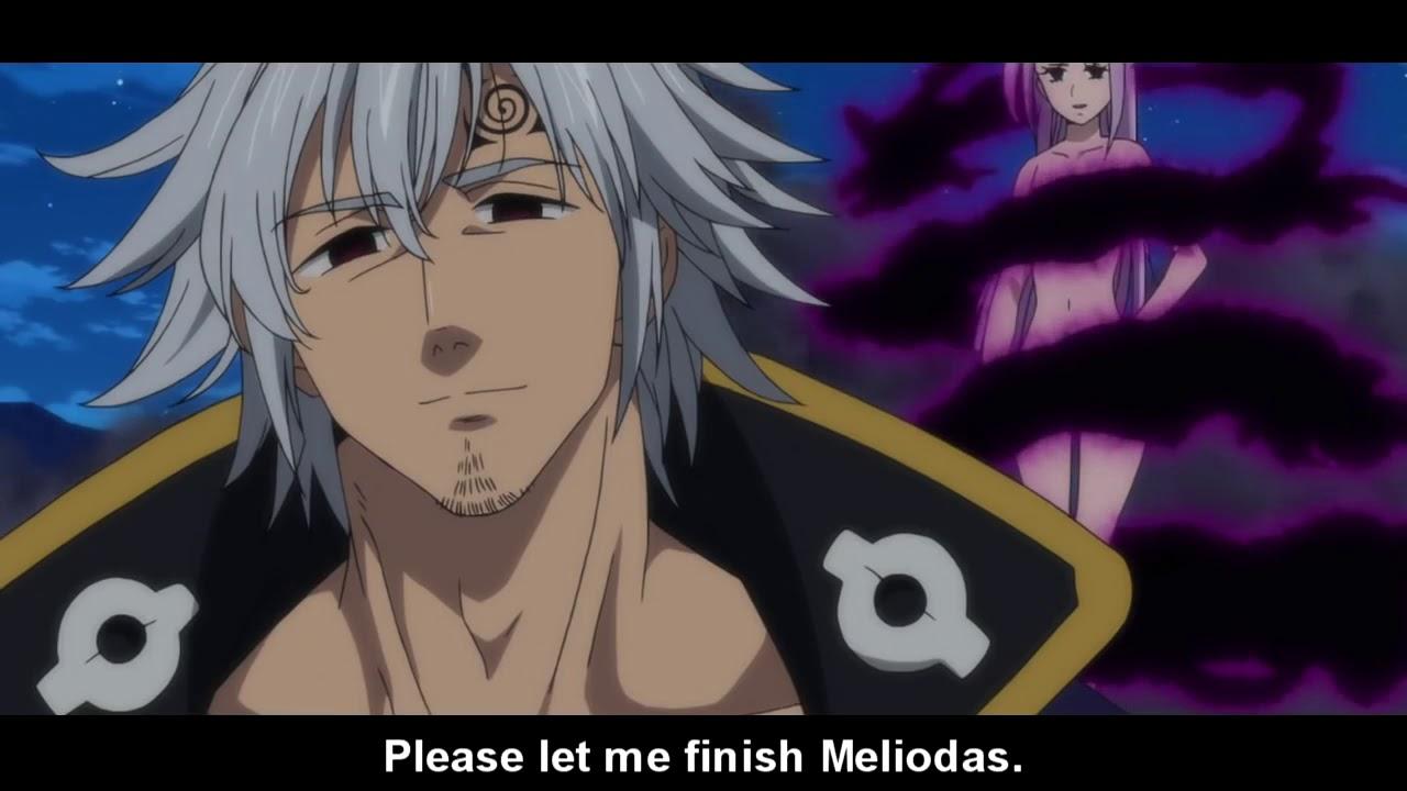 Download Estarossa kills Meliodas - Nanatsu no Taizai - Imashime no Fukkatsu Episode 20 HD English Sub