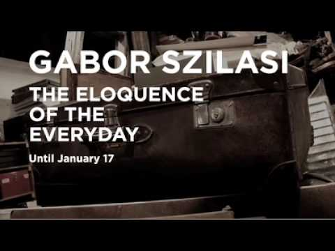 Gabor Szilasi - Capturing the present