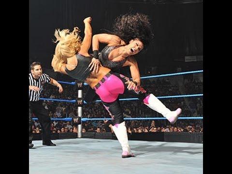 Friday Night SmackDown - Tamina vs. Natalya