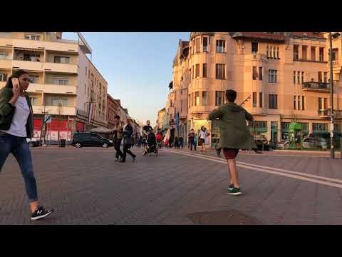 Motion Timelapse - Szeged, Hungary