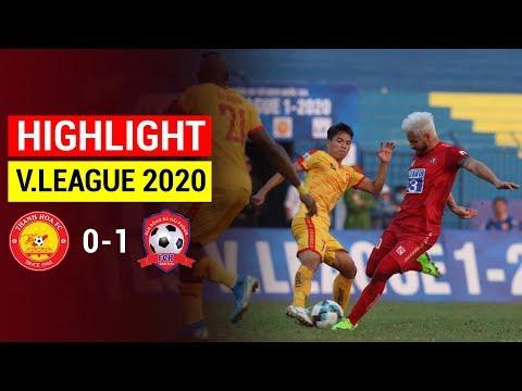 Thanh Hoa Hai Phong Goals And Highlights
