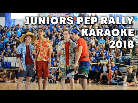 Junior Karaoke - Dreyfoos Pep Rally 2018