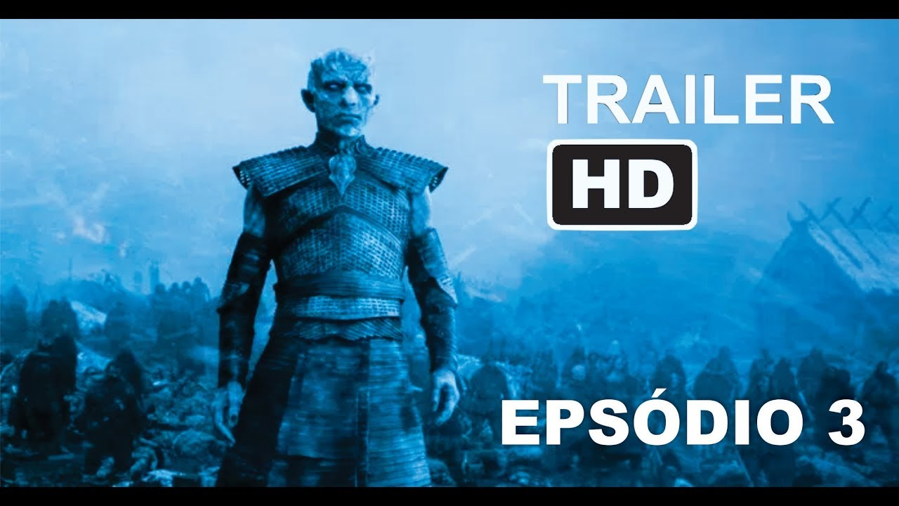 Game Of Thrones Trailer Season 8 Episode 3 Legendado