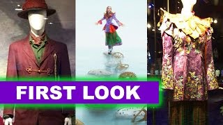 Alice Through the Looking Glass 2016 FIRST LOOK - Review & Reaction - Beyond The Trailer