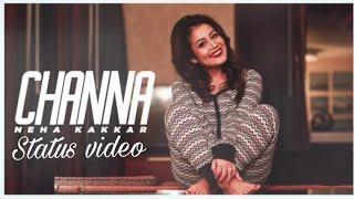 Channa | neha kakkar new song | Ikka | Neha Kakkar | Latest Punjabi Song 2018 | by edit Hitesh