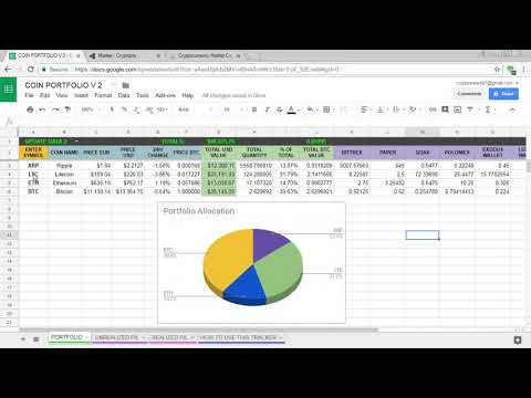 How To Easily Calculate Your Unrealized Altcoin Profits And Losses Automatically!