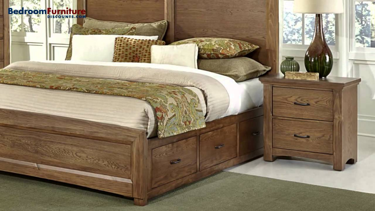 reflections groups collection br furniture bassett col bedroom vaughan product